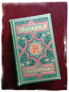 A favourite book cover from Rowena's library