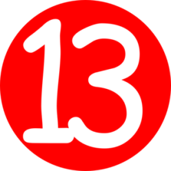 red-rounded-with-number-13-md