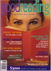 July 2001 Good Reading